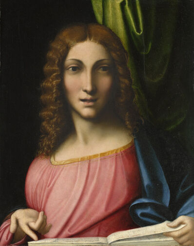 Correggio, 'Salvator Mundi', ca. 1515