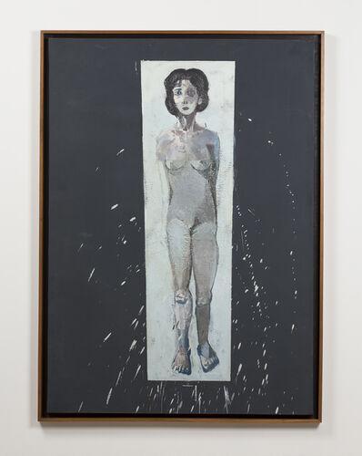 Luiz Paulo Baravelli, 'Estudo acadêmico 2', 1984