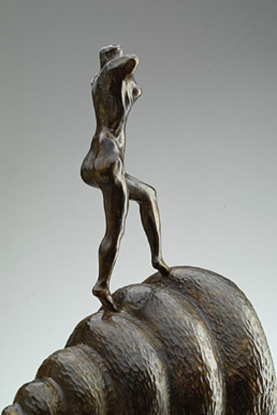 Salvador Dalí, 'Nude Ascending the Staircase: Homage to Marcel Duchamps (Prestige-scale)', 1973