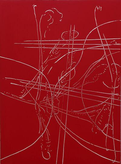Carlito Carvalhosa, 'Untitled (P48)', 2015