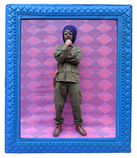 Hassan Hajjaj, 'R.J. Stylin'', 2016