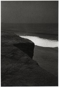 Paulo Nozolino, 'Broken Wave, Sagres ', 1984
