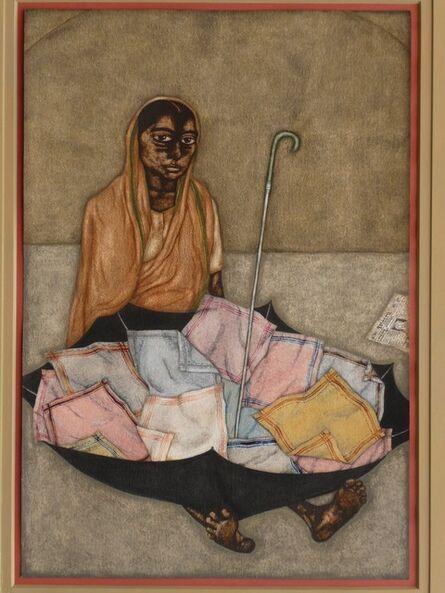 Shanti Panchal, 'Handkerchief Seller', 2010