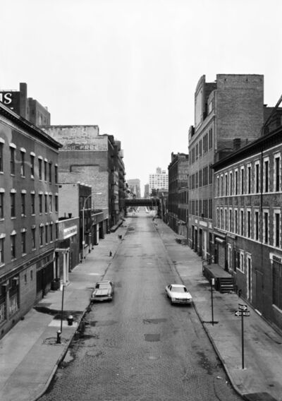 Thomas Struth, '21st Street, New York 1978', 1978