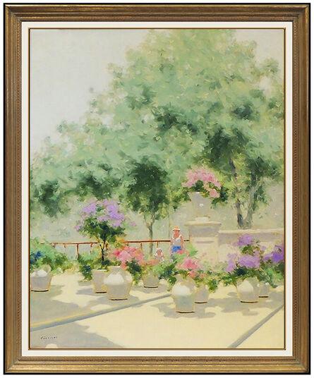 Andre Gisson, 'Plaza Terrace', 20th Century