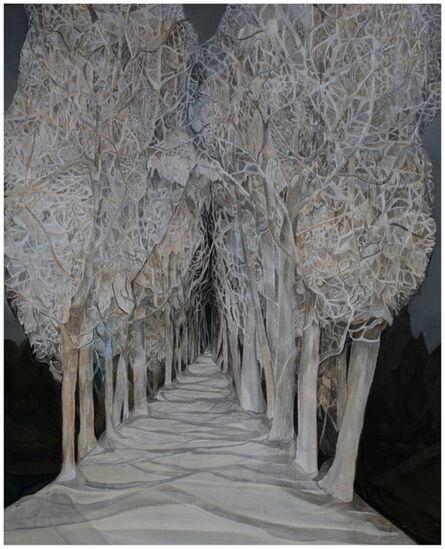 Wang Qing, ' Boulevard ', 2014