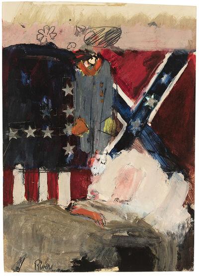 Larry Rivers, 'The Last Civil War Veteran', 1961-62