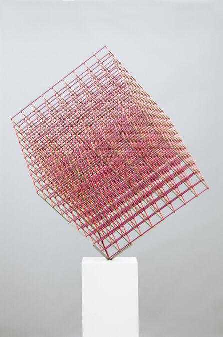 Alois Kronschlaeger, 'Cubo Giratorio Policromático No. 3', 2018