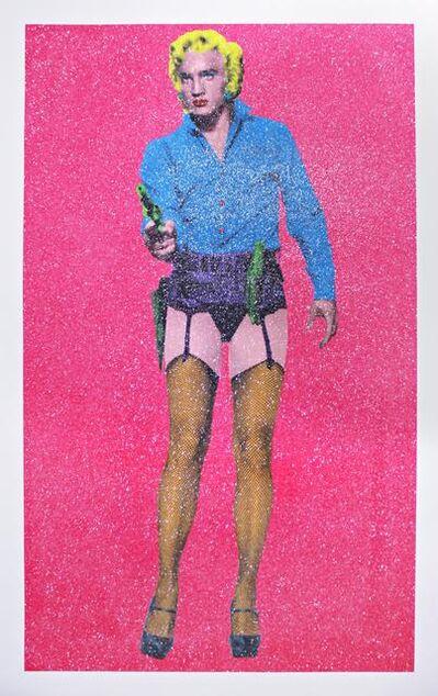 Henry Hate, 'Diva Las Vegas (Fuchsia)', 2015