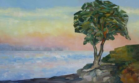 Terrill Welch, 'Evening and the Arbutus Tree', 2013