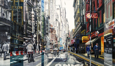 Jacob Brostrup, 'One Way street', 2013