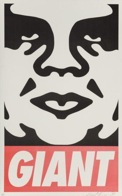 Shepard Fairey, 'Untitled', 1998