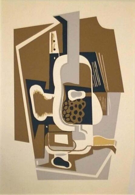 Juan Gris, 'Compotier (After J. Gris)', 1953