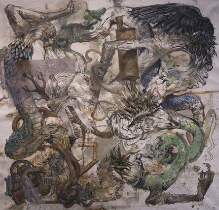 Marcos Castro + Carlos Huffmann, 'Industrialización', 2015
