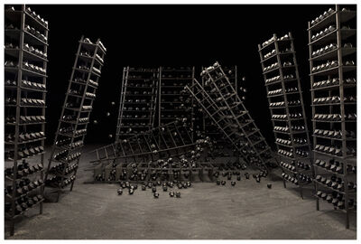 Levi van Veluw, 'Archive Collapse', 2014