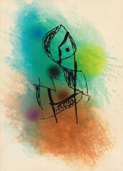 Joan Miró, 'La Rainette - A Small Frog', 1978