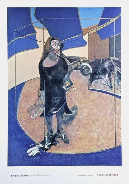 Francis Bacon, ' Portrait Isabel Rawsthorne, Foundation Beyeler Exhibition Poster', 2003