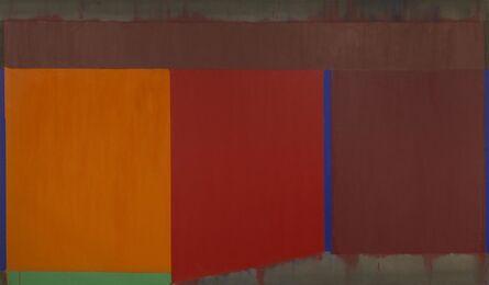 John Hoyland, '9.11.68', 1968