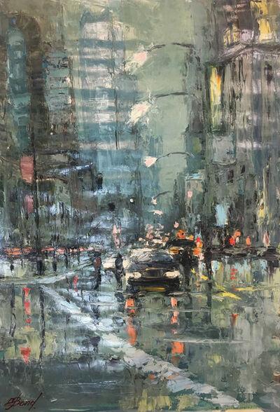 Elena Bond, 'Sea Sky NY', N/A