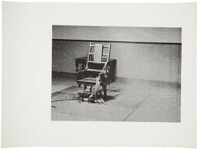 Andy Warhol, 'Electric Chair (F. & S. IIIA.4[a])', ca. 1978