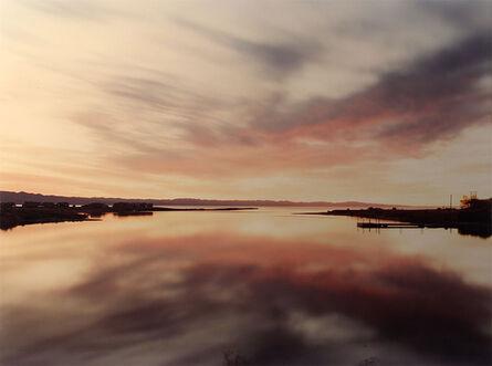 Richard Misrach, 'Salton Sea (with campers)', 1984/1986
