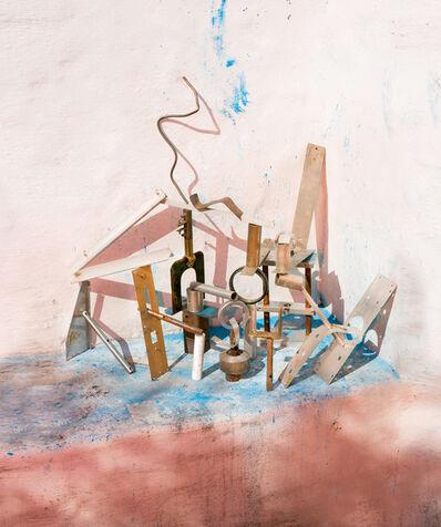 Nico Krijno, 'Figure Study 3', 2016
