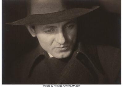 Josef Sudek, 'Untitled (Portrait of a Man)', 1930