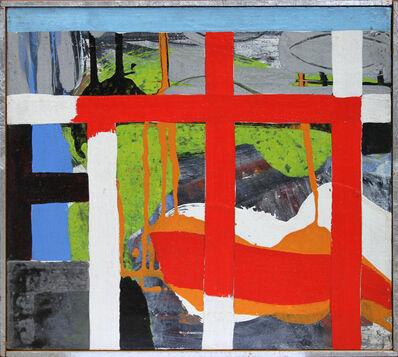 Ernest Briggs, 'Grid', 1964