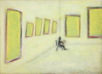 Jaehwan Joo, 'The Creator Displaying the Human Stage', 1998