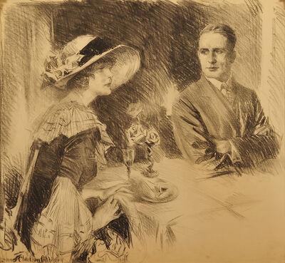 Howard Chandler Christy, 'Redbook Story Illustration', 1924