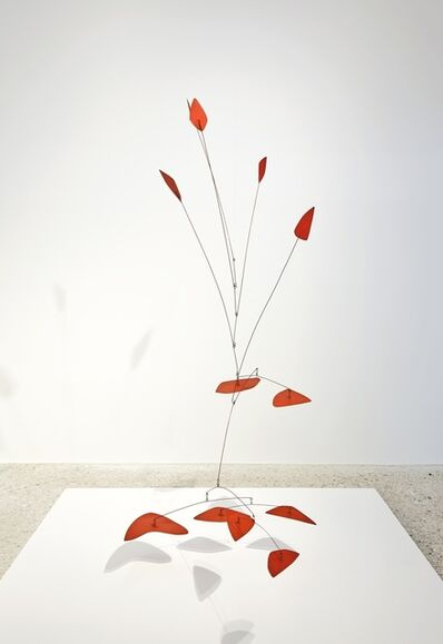 Alexander Calder, 'Pods and Shoots', 1966