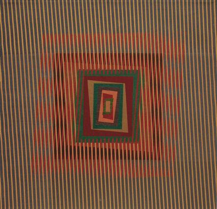 Ferruccio Gard, 'Autunno cinetico', 1980