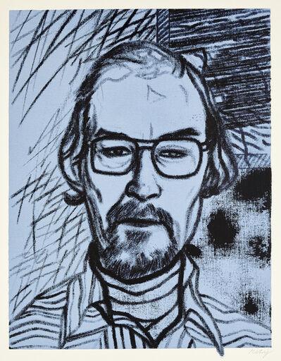 R. B. Kitaj, 'Chris', 1980