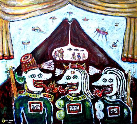 Heri Dono, 'The Future Political Stage', 2011