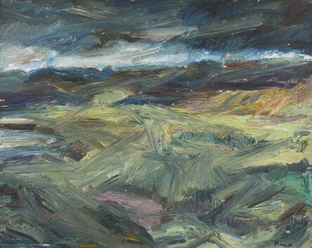 Leslie Marr, 'Lake McKerrow, New Zealand', 1961