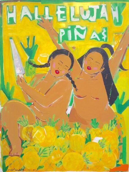 Monica Kim Garza, 'Hallelujah Pinas', 2017