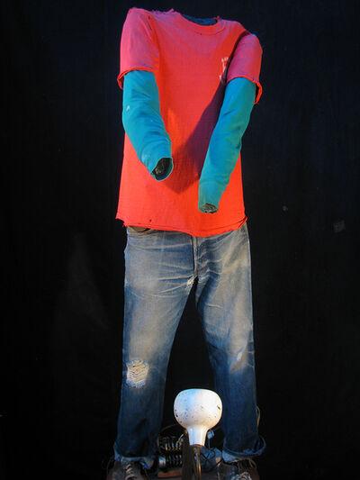 Kal Spelletich, 'Chris Johanson', 2014-2015