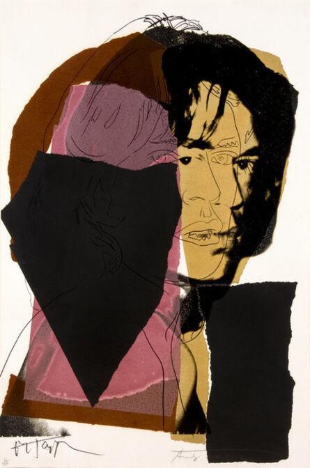 Andy Warhol, 'Mick Jagger (F. & S. II.139)', 1975