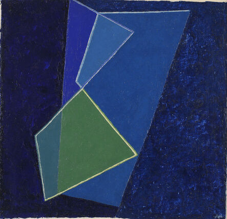 Josef Albers, 'Prismatic II', 1936