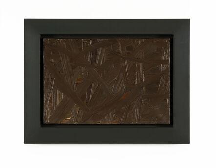 Gerhard Richter, 'Inpainting (brown)', 1972
