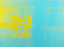 Andy Warhol, ' Electric Chair (FS II.77)', 1971