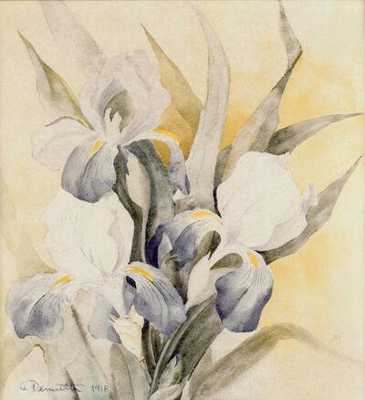 Charles Demuth, 'Iris', 1918