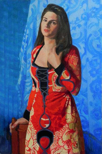 Teresa Baksa, 'Marisa's Dress', ca. 2018