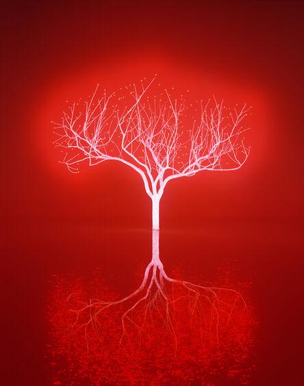 Lee Jeonglok, 'Tree of life 6-1', 2017