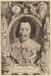 Jonas Suyderhoff after Pieter Claesz Soutman, 'Emperor Ferdinand III', 1650?
