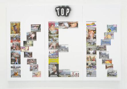 Mark Flood, 'TOP KEK', 2015