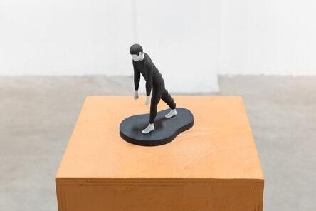 André da Loba, 'Homem escada', 2016
