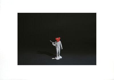 Liliana Porter, 'Man / Mickey', 2009