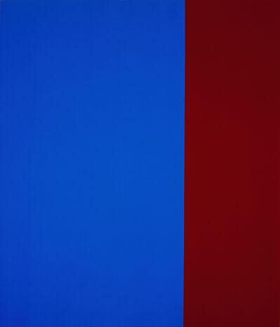 Barnett Newman, 'Unfinished painting', 1970