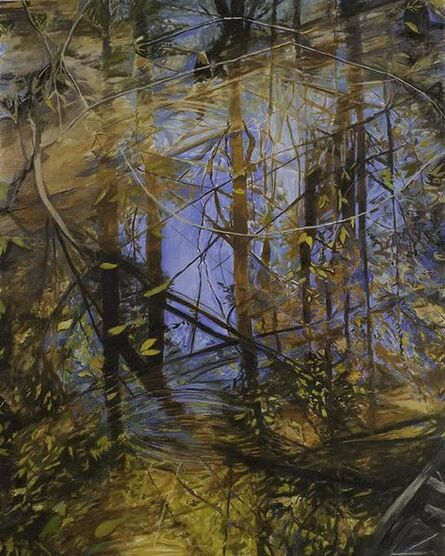 Brooke Lanier, 'Implausibly True Landscape 3'